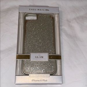 CASE-MATE IPHONE 6 PLUS *GLITTER*